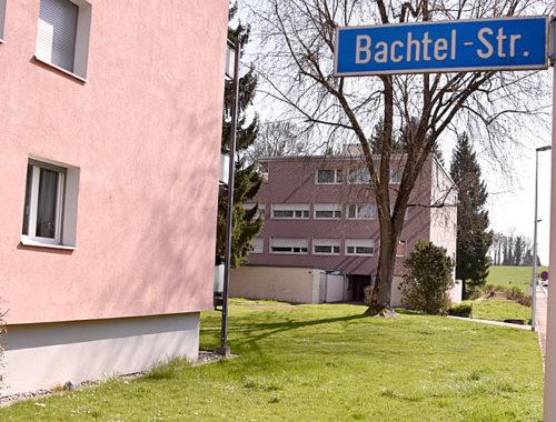 Bachtelstrasse 50 Jugendwohngruppe