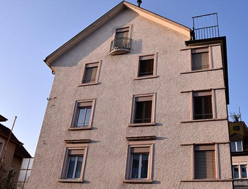 Wohnhaus und Büro vom Gesamtleiter