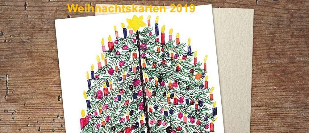Die schönsten Weihnachtskarten